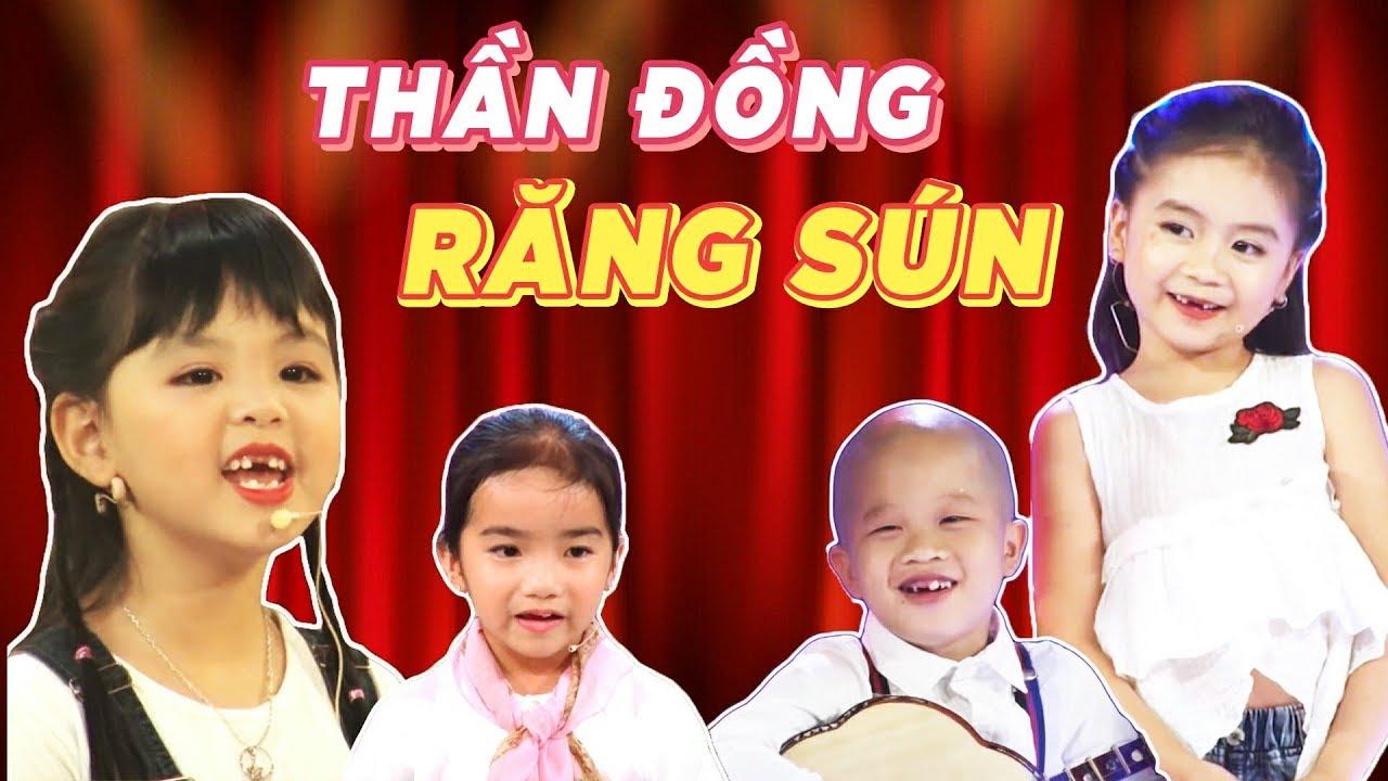 Những Thần Đồng RĂNG SÚN khiến Trấn Thành, Trường Giang CƯỜI RỤNG RĂNG