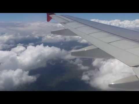 Pouso do avião da Tam em João Pessoa