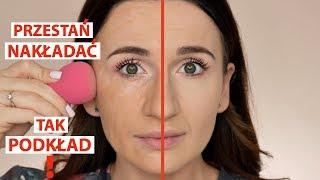 Lekcja Makijażu - Aplikacja Podkładu - Wszystko Co Musisz Wiedzieć 🍑