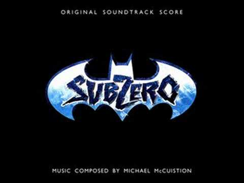 Batman & Mr. Freeze Subzero OST Frozen Road/Old Colleague