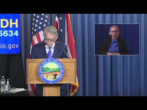 'Our state's life is now in danger': Five warnings from Ohio Gov. Mike ...