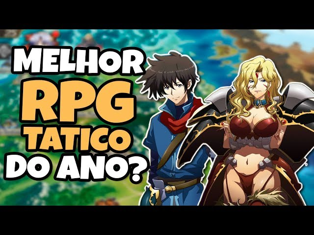 O Melhor RPG Tático de 2019!   Langrisser (Vale a Pena Jogar?)