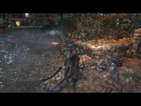 Баг в Bloodborne нашёл 50 миллионов отголосков в подземелье!!!! Прокачал 300+ лвл