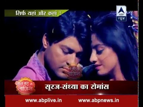 Have a look at Sooraj and Sandhya's romantic dance sequence thumbnail