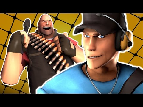 Scout vs Heavy - The Rap Battle