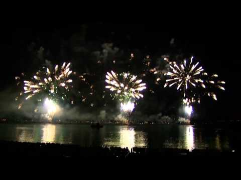 BAKU Firework Group (AZERBAIDJAN) - Festival d'Art Protechnique Cannes 2013