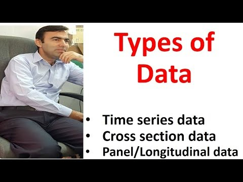 Time Series Cross Section And Panel Data And Its Application | Longitudinal Data  Cross Section Data