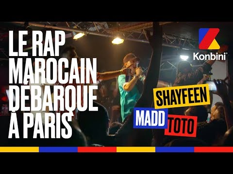 Youtube: Avec Shayfeen, Toto et Madd, têtes d'affiche du rap marocain
