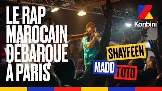 Download Avec Shayfeen, Toto et Madd, têtes d'affiche du rap marocain Mp3 and Videos