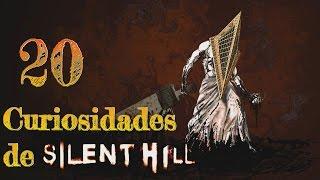 20 curiosidades de silent hill