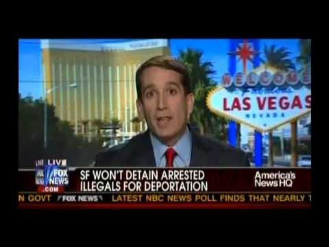 Joel Mann Discusses  Legality of San Francisco's Plan on Illegal Immigration
