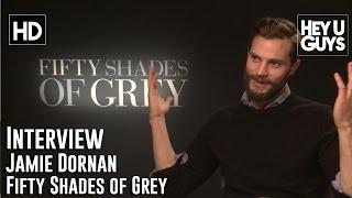 Jamie Dornan Interview - Fifty Shades of Grey