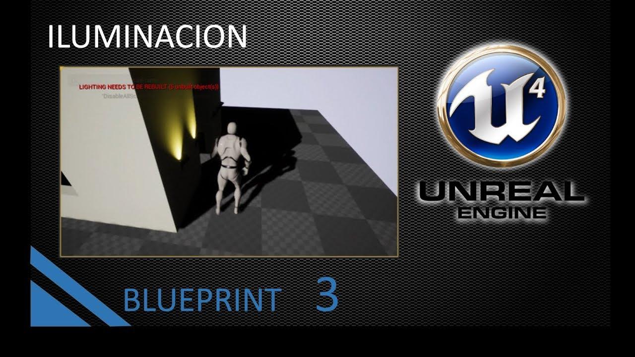 Iluminacion automatica blueprints unreal engine 4 3 youtube iluminacion automatica blueprints unreal engine 4 3 malvernweather Gallery