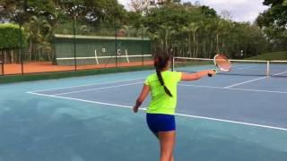 María José Ojeda College Tennis Prospect Fall 2019