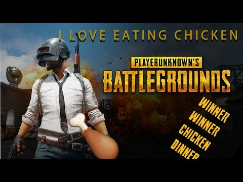 I Love Eating Chicken! | PUBG Mobile