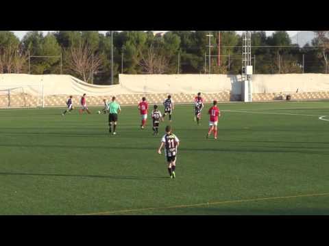 Olimpic vs Cartagena infantil primera, segunda parte. Murcia bases