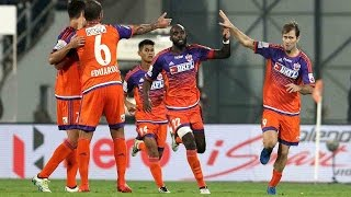 FC Pune City script fascinating 4-3 ISL 2016 win vs Delhi Dynamos FC