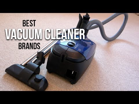 top 5 best vacuum cleaner brands of 2017 - Top 5 Vacuum Cleaners