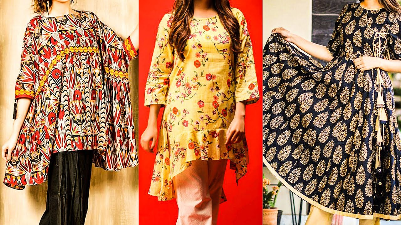 2020  Latest & stylish lawn summer dresses design ideas kmeez\ lawn froK\ top ideas AMBER STITCHING
