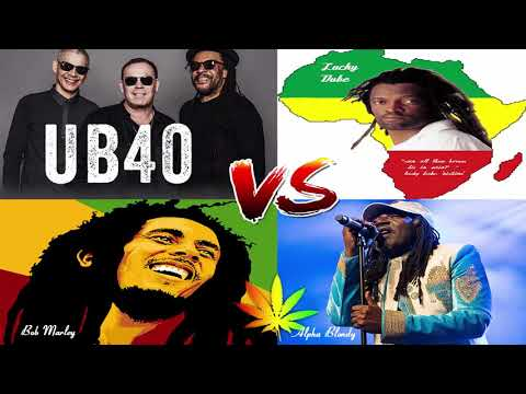UB40, Bob Marley, Lucky Dube, Alpha Blondy Greatest Hits Reggae Songs - Best Of Playlist 2018