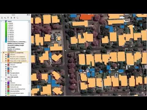 Geoscape - Open Source Visualisation of Adelaide Dataset