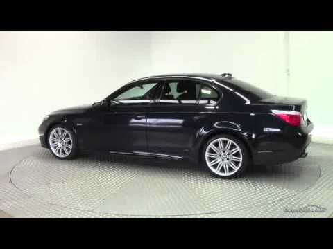 2008 BMW 5 SERIES 530I M SPORT - YouTube