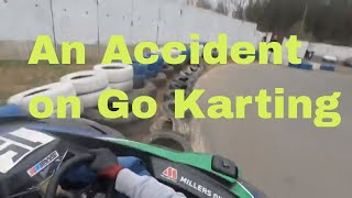 An Accident on Go Karting Track on last day in Prague. - Episode 8