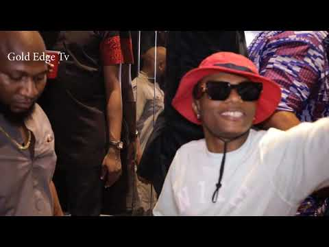 The truth behind wizkid disrespecting 2baba at patorankings Album lunch