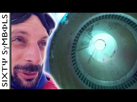Ice Core at the South Pole - Sixty Symbols