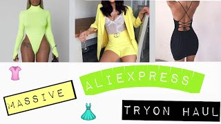 Queen Of Sales: AliExpress Spring/Summer Affordable TryOn Haul