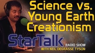 Neil deGrasse Tyson vs. Young Earth Creationism