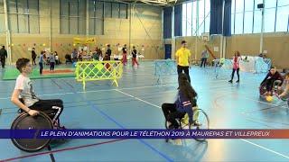 Yvelines | Le plein d'animations pour le Téléthon 2019 à Maurepas et Villepreux