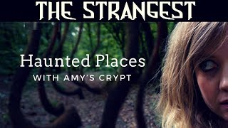 Haunted Places & Travel With Amy's Crypt Live