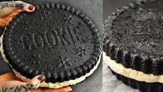 Vegan Giant Oreo Cookie