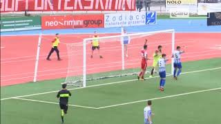 Serie D Girone D Rimini-Romagna Centro 3-2 Icaro Sport