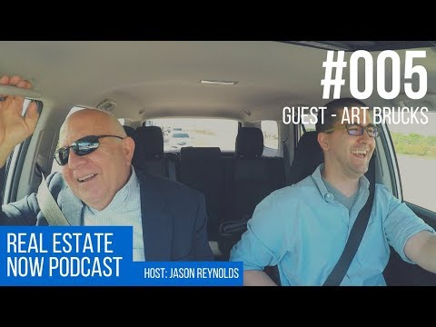 Episode #005 - Does homeowners insurance confuse you? In this episode we visit with Art Brucks...