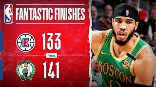 Double-OT THRILLER In Boston Between the Clippers & Celtics | Feb. 13, 2020