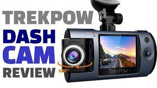 Trekpow (ABOX) Dash Cam HD 1080P Car DVR Review - High quality and inexpensive