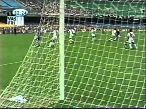 Semi Final Carioca 2004 Friburguense x Vasco Gol do Sérgio Gomes