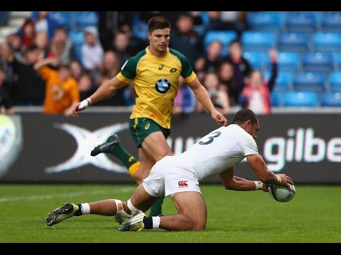 England advance after tight Australia win - U20 Highlights