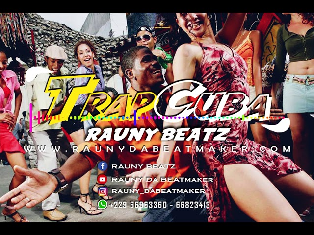 TRAP CUBA Beat 2019  / Instrumental by Rauny Beatz