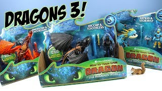 How to Train Your Dragon 3 The Hidden World Review Spin Master Toys