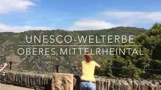 UNESCO-Welterbe Oberes Mittelrheintal: Burg Schönburg Oberwesel
