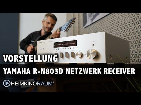 Vorstellung: Yamaha R-N803D Stereo Netzwerk Receiver