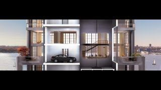 A Car Elevator That Brings You To The Apartment Door | Forbes