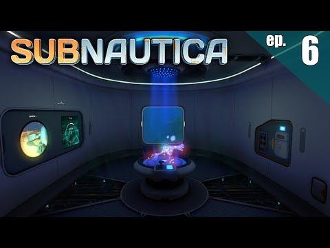 Adventures in Subnautica - Ep. 6 - Scanner Room + More Distress Calls