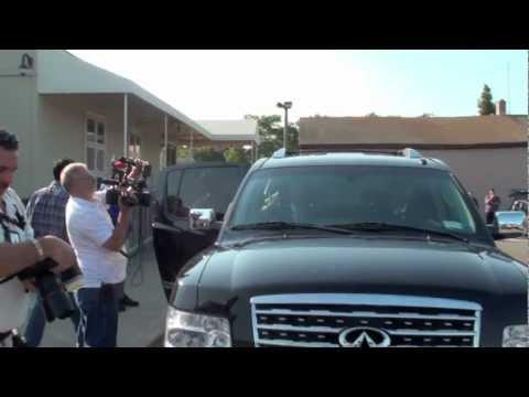 JASON KIDD DWI Court appearance...