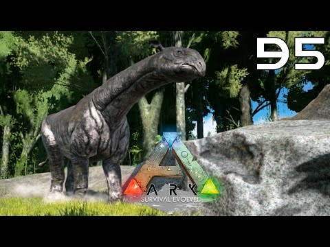 ARK Survival Evolved [#95] Paraceratherium