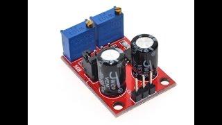 видео Высоковольтный драйвер для управления шаговыми двигателями SMD-4.2HV. ООО Электропривод.