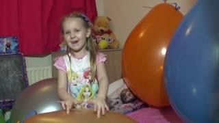видео Большие воздушные шары